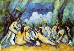 Cezanne Bathers